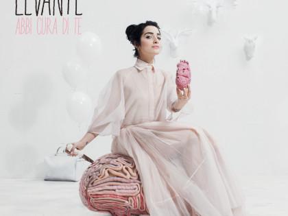 """LEVANTE :   """"ABBI CURA DI TE"""", il nuovo disco in uscita il 5 maggio è in preorder esclusivo su iTunes"""