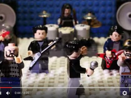 LINEA 77: il nuovo video, ovvero come le regole di Chomsky sono diventate una storia di action figures LEGO grazie a Toscano Bricks
