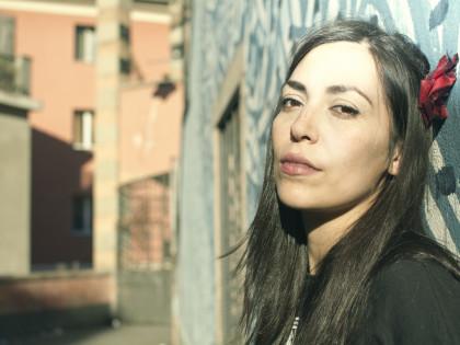 ESCOBAR  esce il 22 gennaio l'album d' esordio  della nuova Santera del Latin Hip Hop