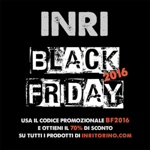 Inri Black Friday