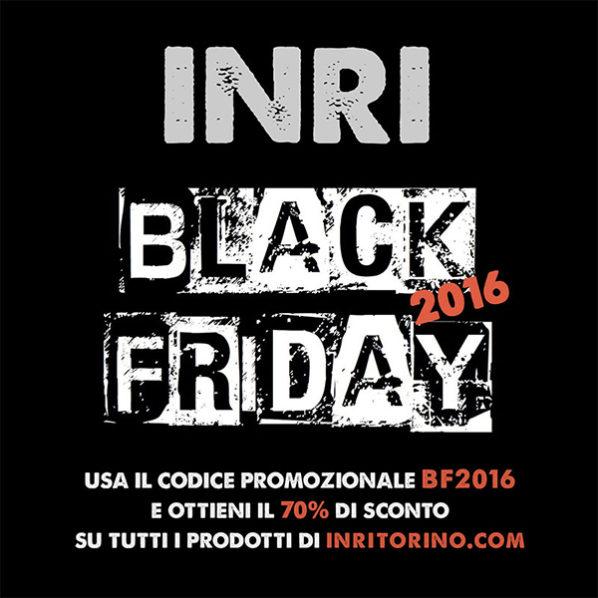 Inri Black Friday