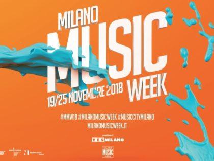 MILANO MUSIC WEEK : TUTTI GLI APPUNTAMENTI TARGATI INRI